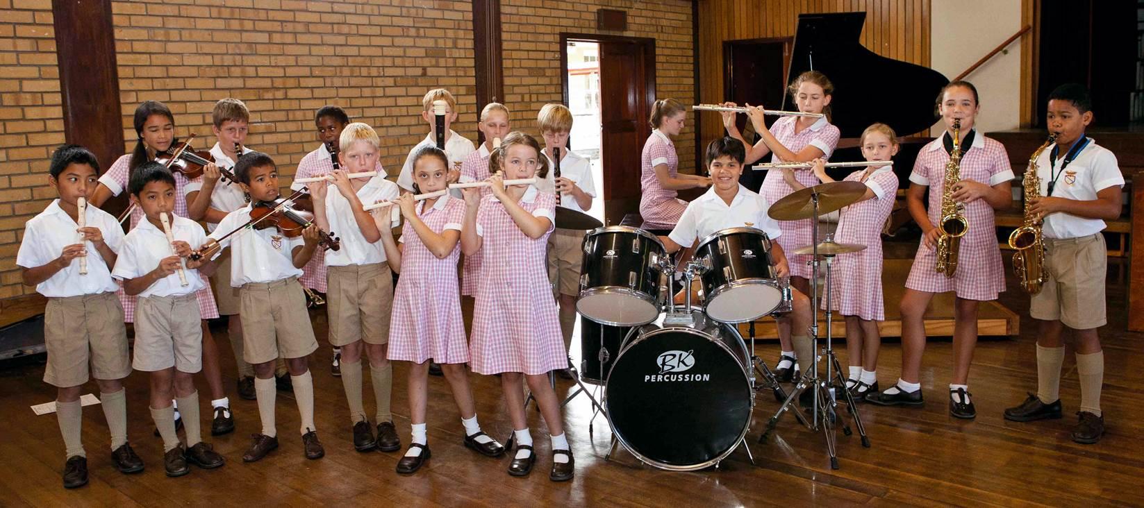 Music - Band 1