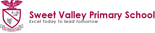 Sweet Valley Primary School Logo
